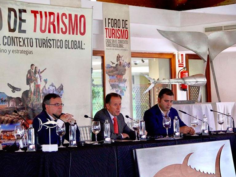I Foro de Turismo Provincial -Chiclana-